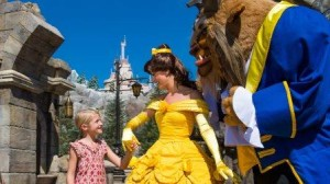 Belle and Beast The New Fantasyland