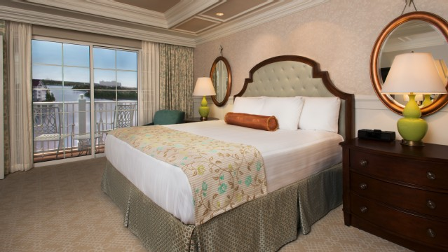 Villas at Disneys Grand Floridian Resort One Bedroom