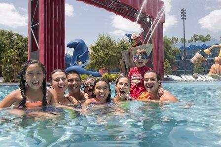 Disney's All Star Movies Resort Pool