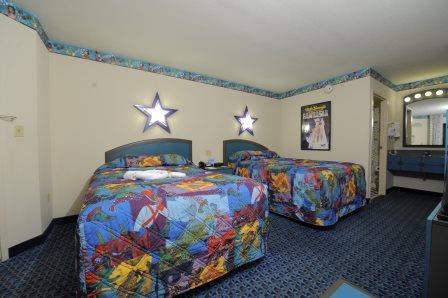 Disney's All Star Movies Resort Room