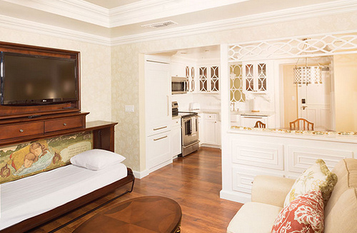 Grand Floridian Villa Day Bed