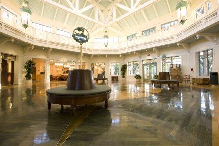 Riverside Lobby