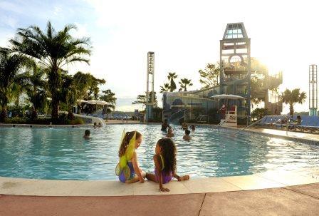 The Pool at Bay Lake Tower