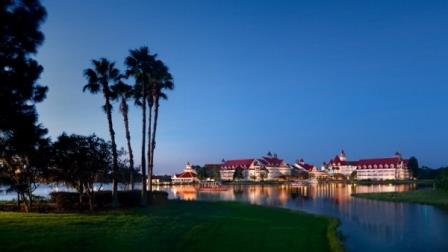 The Villas at the Grand Floridian Resort and Spa