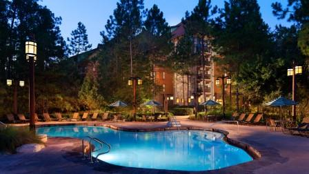 Wilderness Lodge Villa Pool