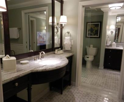 Bathroom Grand Floridian Villas