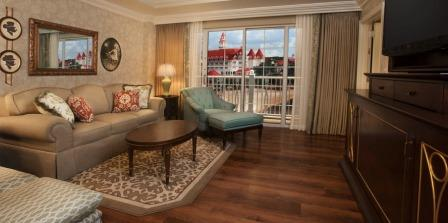 Villas at the Grand Floridian Resorts Guest Room