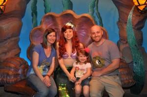 Felicia family photo ariel