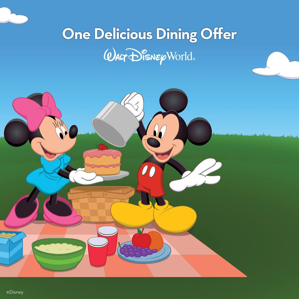 Walt disney world free dining 2015 moments of magic travel How to get free dining at disney